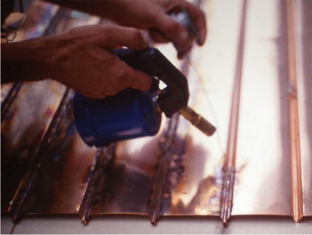 Pannello Solare Con Rame : I pannelli di maurizio