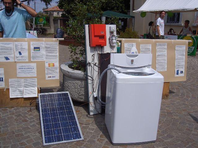 Una lavatrice che consuma poco - Stufa elettrica che consuma poco ...