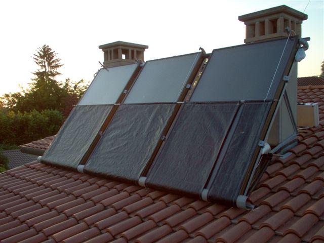Pannello Solare Termico Megasun : Sistema antistagnazione del bepi